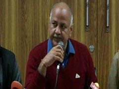 CBSE, State Boards Should Reduce School Syllabus By 50 Per Cent: Sisodia To CABE