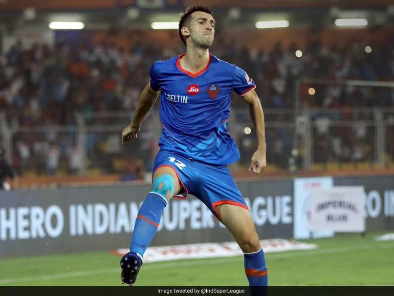 Indian Super League: Manuel Lanzarote's Double Strike Sinks Jamshedpur FC