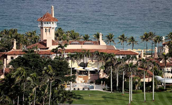 Trump Plans Gala At Mar-A-Lago On Saturday Night, Again Renting A Ballroom From Himself