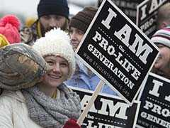 """Donald Trump To Anti-Abortion Marchers: """"We Are With You All The Way. May God Bless You"""""""