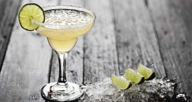 Grilled Lemon Margarita