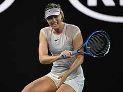 Australian Open: Sharapova Crashes Out As 'Almost Dead' Halep Survives