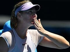 Maria Sharapova and Angelique Kerber Light Up Australian Open