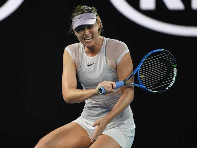 Australian Open: Maria Sharapova Crashes Out As Almost Dead Simona Halep Survives