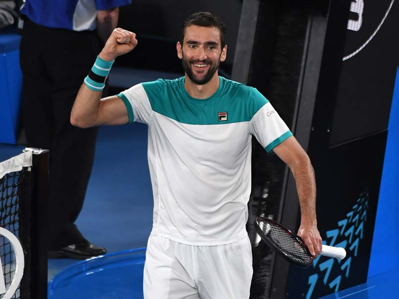 Australian Open 2018: Marin Cilic Tames Kyle Edmund to Enter Final