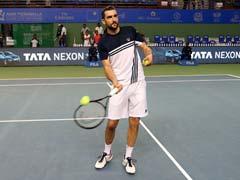 Tata Open: Kevin Anderson Prevails Over Mikhail Kukushkin, Marin Cilic Outclasses Herbert