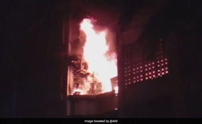 marol fire