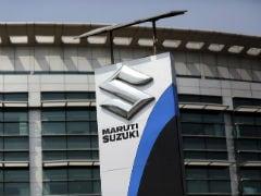 Difficult To Meet Double-Digit Sales Growth Target: Maruti Suzuki