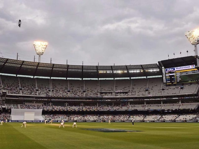 The Ashes, 4th Test: ICC Rates Melbourne Pitch As Poor