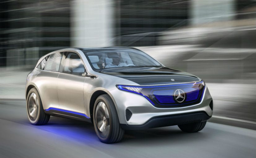 mercedes benz eq concept