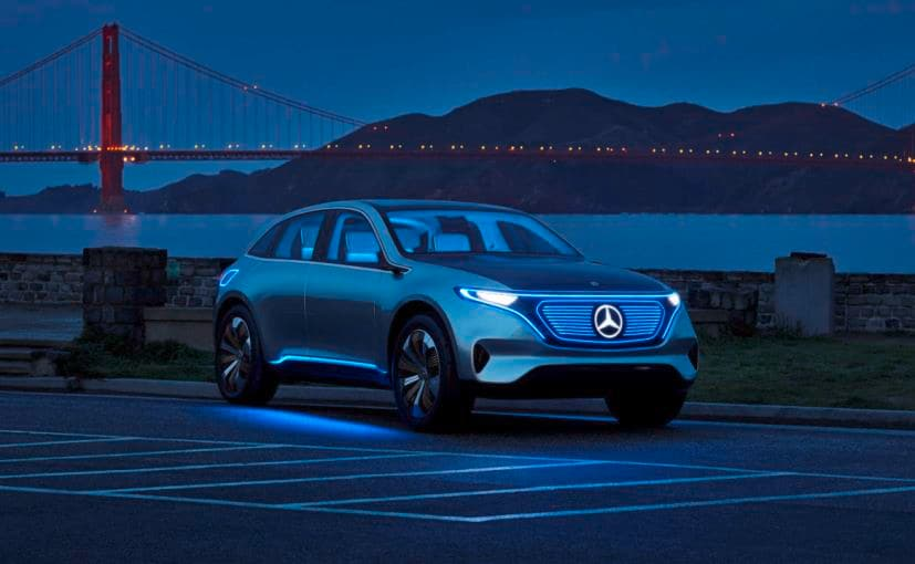Auto Expo 2018: Mercedes-Benz To Showcase EQ Concept ...