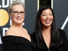 Golden Globes 2018 Pair Fashion And Activism On Red Carpet