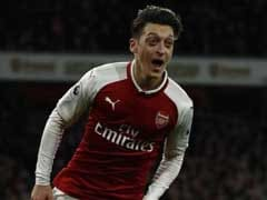 Premier League: Mesut Ozil Agrees To New Arsenal Contract, Says Report