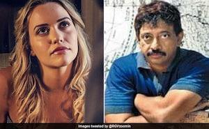 इस Porn Star के साथ फिल्म बना रहे हैं राम गोपाल वर्मा, Bold पोस्टर हुआ Viral