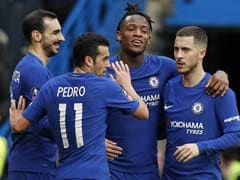 FA Cup: Michy Batshuayi Brace Puts Chelsea Into Fifth Round