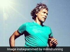 Milind Soman Asks Twitter To Join His 7 Hour Marathons. Their Reply? LOL