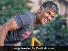 Milind Soman ने की 7 घंटे दौड़ने की अपील, जवाब मिला- भाई नौकरी, बीवी बच्चे वाले हैं...