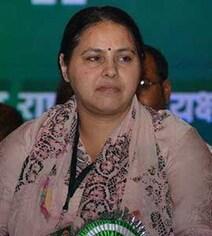 'Felt Like Cutting His Hand': Misa Bharti On Ram Kripal Yadav Joining BJP