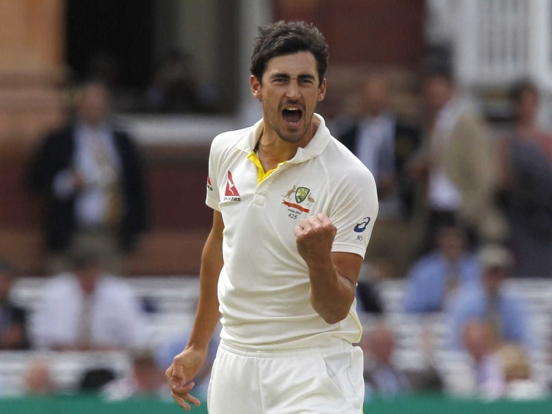 The Ashes, 5th Test: Mitchell Starc