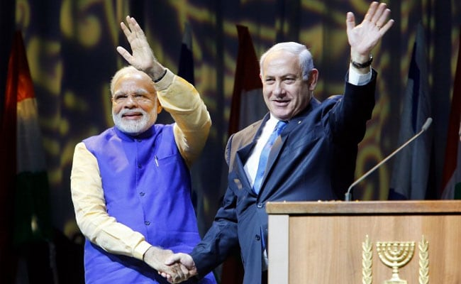 Back In Israel, Benjamin Netanyahu Thanks PM Modi For 'Historic' India Visit
