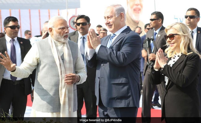 Israel's PM Benjamin Netanyahu May Visit India Before Elections: Report