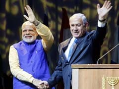 Israel's Benjamin Netanyahu To Bring 130 Businessmen On India Trip
