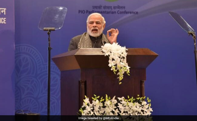 Indian-Origin Lawmakers Can Be Catalysts In India's Growth: PM Modi