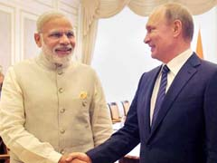 "PM's ""Agendaless"" Meet With An Old Friend As India Recalibrates Relations With Russia, US"