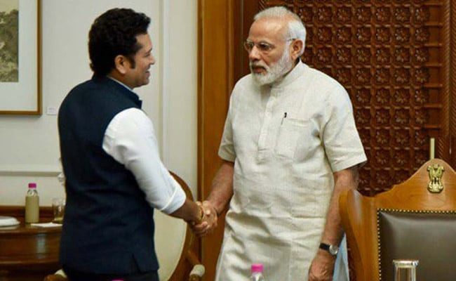 PM Modi, Sachin Tendulkar Most Talked About Parliamentarians On Facebook