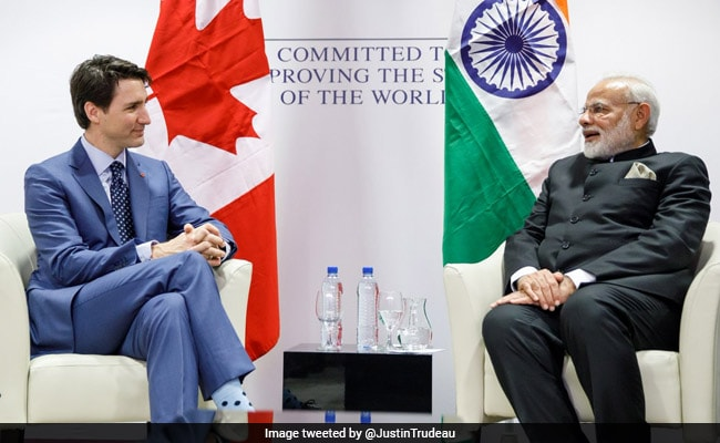 'Will See You In India Soon,' Tweets Justin Trudeau After Meeting PM Modi