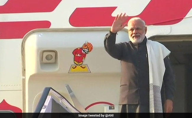 PM Modi Has A Great Story To Tell In Davos, Says SpiceJet Chief Ajay Singh