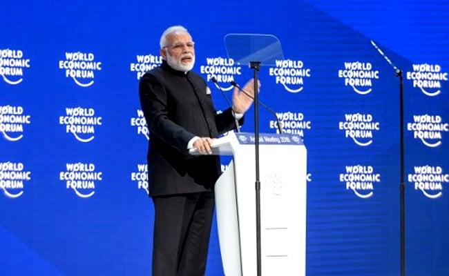 At Davos, PM Modi Invokes Rabindranath Tagore, Calls 'Soft Power Our Real Power'