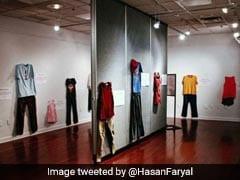 लगाई गई रेप पीड़ितों के कपड़ों की प्रदर्शनी, कहा- 'कोई कपड़ा रेप होने से नहीं रोक सकता'