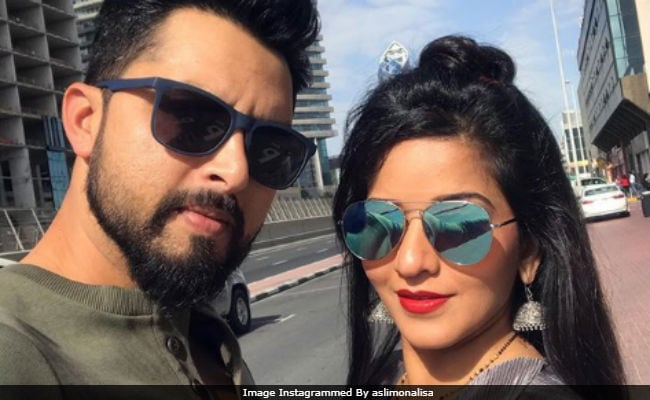Monalisa And Vikrant Singh Rajpoot, Who Married On Bigg Boss 10, Are Celebrating First Anniversary In Dubai