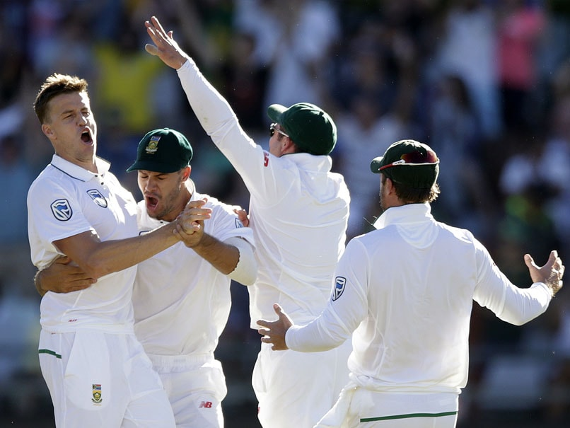 India vs South Africa, 1st Test: Dale Steyn, Morne Morkel Put Hosts On Top On Day 1