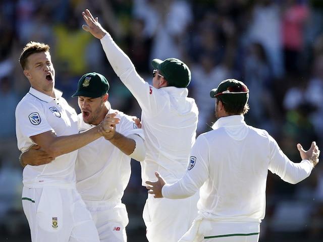 India vs South Africa, 1st Test: Dale Steyn, Morne Morkel Put Hosts On Top On Day 1