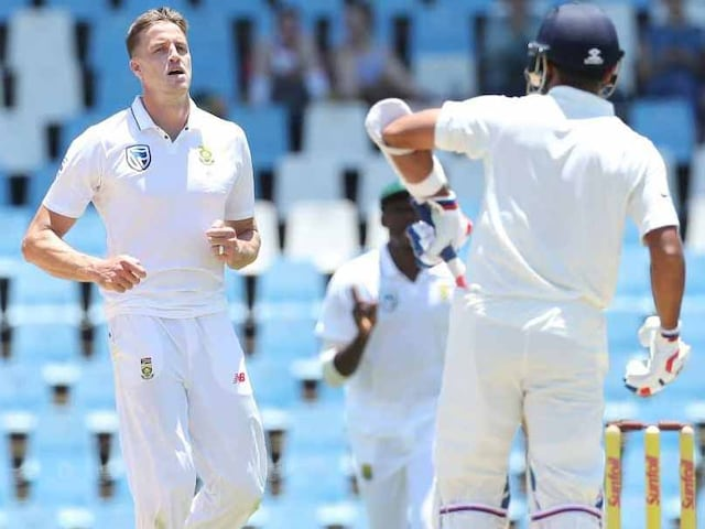 India vs South Africa: Feels Like We Are Bowling In India, Says Morne Morkel On Centurion Pitch