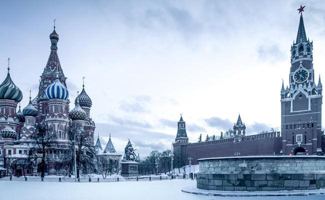 Moscow में दिसंबर महीने में निकला सिर्फ 6 मिनट सूरज, लोगों का हुआ ऐसा हाल