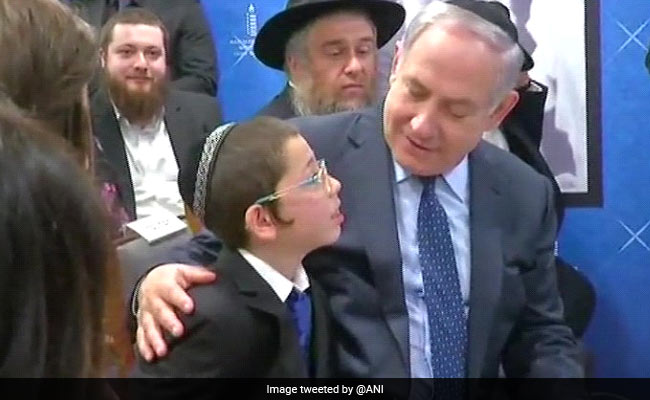 Chabad House A Blend Of Love And Hate, Says Israeli PM