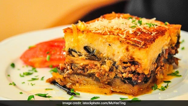 moussaka greek