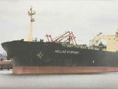 Major Fire On Oil Tanker Anchored Off Gujarat Coast, Crew Rescued