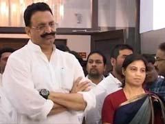 बाहुबली विधायक मुख्तार अंसारी को जेल में पड़ा दिल का दौरा, देखने पहुंचीं पत्नी को भी आया अटैक