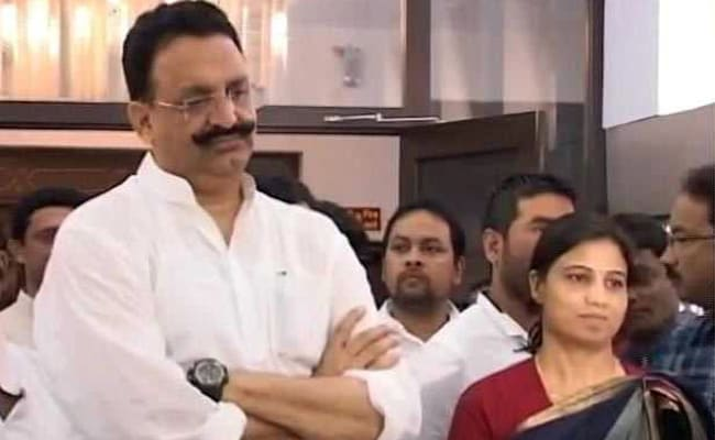 No Health Issues: UP After Gangster-MLA Mukhtar Ansari's Brother's Charge