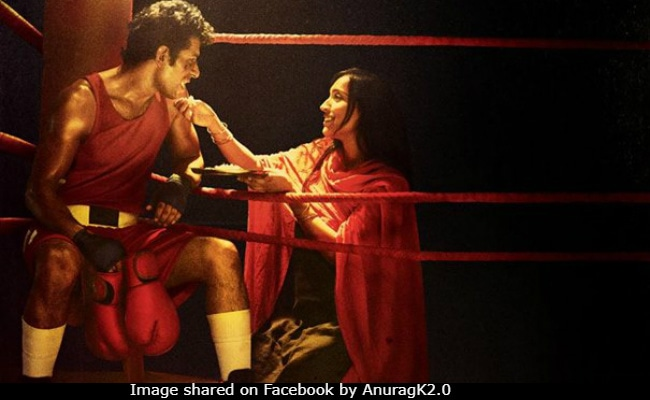 Mukkabaaz Story, Plot, Rating, Starring Vineet Kumar Singh ...