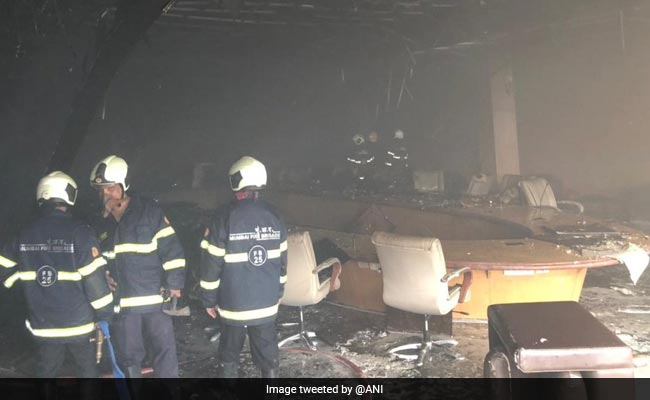 Fire At Mumbai Airport's Lounge, No Casualty Reported