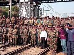"For New Mumbai Bridges, Army Draws On ""War Store"" Near Doklam"
