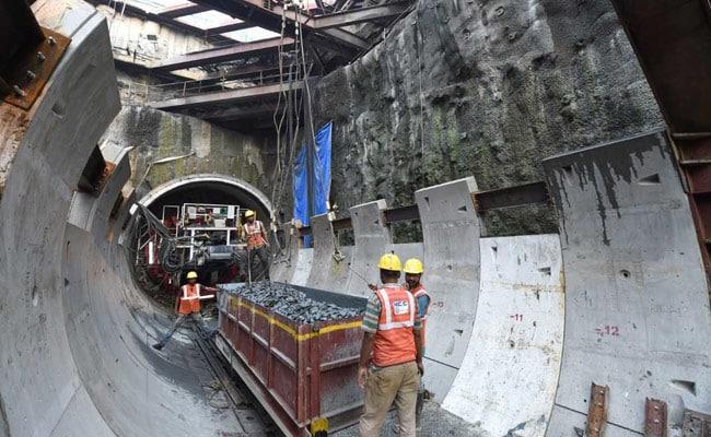 mumbai metro afp