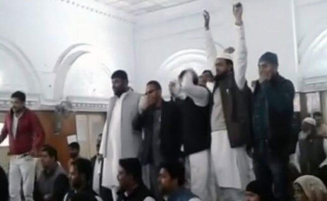 उत्तर प्रदेश : मेरठ नगर निगम की पहली बैठक में 'वंदे मातरम' को लेकर हंगामा