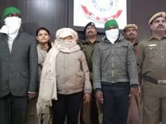 फेसबुक पर दोस्ती कर विदेशी महिला ने युवक से ठगे 40 लाख रुपये, गिरोह गिरफ्तार