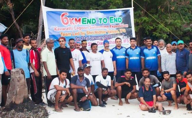स्वच्छता मिशन के तहत Beach साफ रखने के लिए अधिकारियों ने शुरू की मुहिम